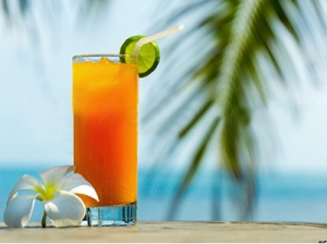 cocktail-turks-and-caicos-islands