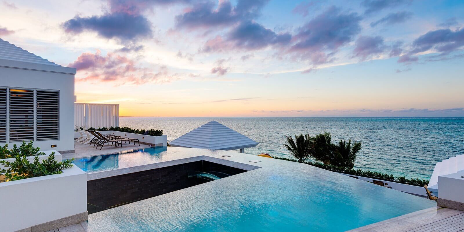 providing a boutique selection of luxurious serviced villas in the turks and caicos islands