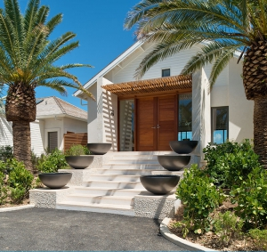 castaway-villa-turks-and-caicos-rental-luxury-entrance