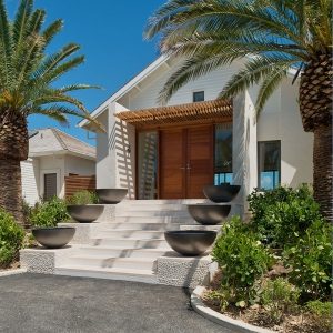 castaway-villa-turks-and-caicos-luxury-rental-entrance