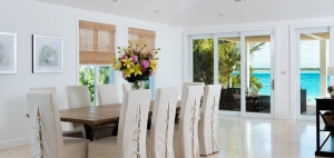 beach-villa-aquazure-luxury-turks-and-caicos-rental-dining-room