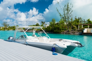 big-chill-villa-turks-and-caicos-boat