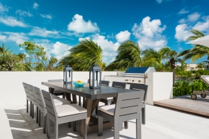 big-chill-villa-turks-and-caicos-bbq